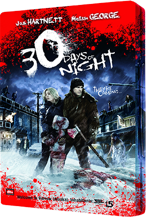 30 Days of Night DVD