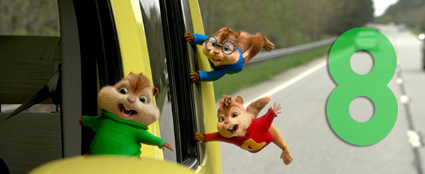 Alvin and the Chipmunks: The Road Chip 2015