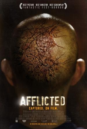 afflicted,found footage,Clif Prowse,Derek Lee