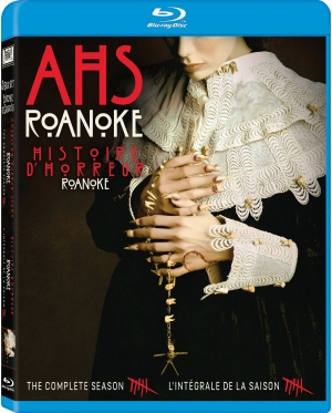 review,televisie,serie,american horror story,roanoke,brad falchuk,ryan murphy,sarah paulson,kathy bates,evan peters,denis ohare,lily rabe,wes bentley,angela bassett,frances conroy,cheyenne jackson,cuba gooding jr,adina porter,lady gaga