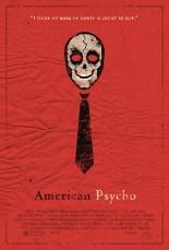 american psycho,poster