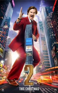 anchorman 2 poster will ferrell