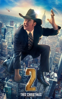 anchorman 2 poster david koechner