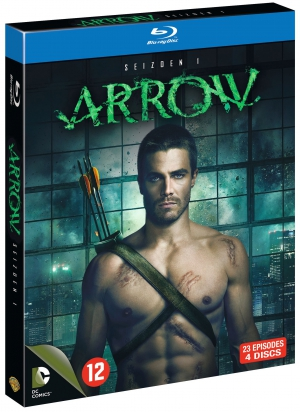 arrow blu-ray