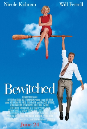 nicole kidman,bewitched,nora ephron,will ferrell,the stepford wives,tv2movie