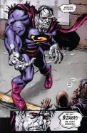 bizarro superman villain man of steel