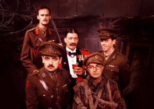 blackadder,rowan atkinson
