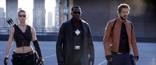 Ryan Reynolds,Wesley Snipes,Blade Trinity