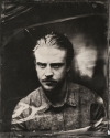 Boyd Holbrook tin type high quality picture