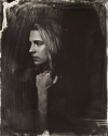 Britt Marling tin type high quality picture