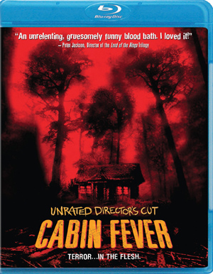 cabin fever,rider strong,james debello,Arie Verveen,cerina vincent,eli roth,cult,horror,jordan ladd,exploitation,Joey Kern