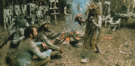 Cannibal Holocaust,Ruggero Deodato picture