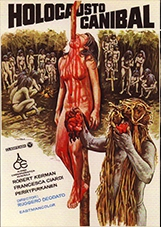 Cannibal Holocaust,Ruggero Deodato poster