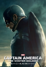 captain america,the winter soldier poster