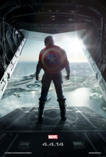 captain america,the winter soldier poster 2