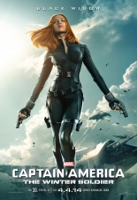 captain america,the winter soldier poster 3
