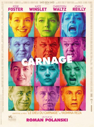 carnage,roman polanski,john c reilly,kate winslet,jodie foster,Christoph Waltz,Yasmine Reza,The Ghost Writer,whos afraid of virginia woolf