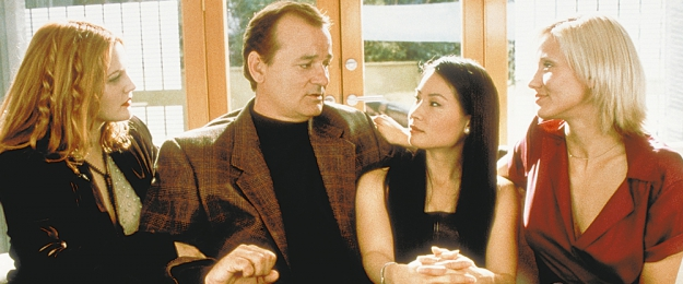 charlies angels,Bill Murray,Lucy Liu