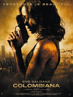 colombiana,luc besson,Zoe Saldana,Nikita,leon,Olivier Megaton,taken,taken 2,I Spit On Your Grave,The Last House on the Left,the losers,star trek,Robert Mark Kamen