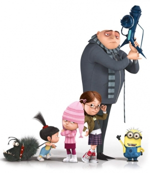 Despicable Me 2,Despicable Me,al pacino,Steve Carell,Benjamin Bratt,Chris Renaud,Pierre Coffin,Kristen Wiig,Russell Brand,javier bardem