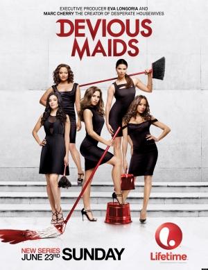Devious Maids,Eva Longoria,marc cherry,desperate housewives,Dania Ramirez,Roselyn Sanchez,Edy Ganem,Judy Reyes,Susan Lucci,Grant Show,Brett Cullen