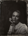 Diane Kruger tin type high quality picture