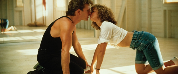patrick swayze,jennifer grey,dirty dancing