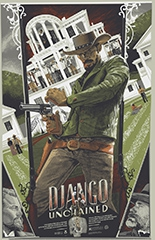 django unchained alternative poster