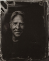 Don Johnson tin type high quality picture