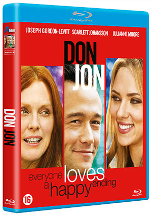 Don Jon filmbespreking review debuutfilm Joseph Gordon-Levitt