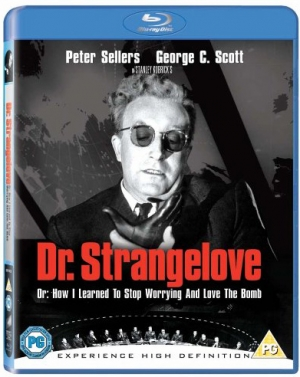 dvd,dr strangelove,stanley kubrick