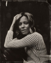 Elizabeth Banks tin type high quality picture