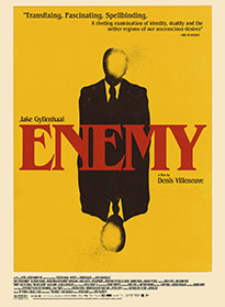 Enemy poster Jake Gyllenhaal