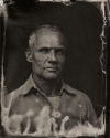 Flea tin type high quality picture