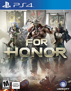 for honor,ubisoft