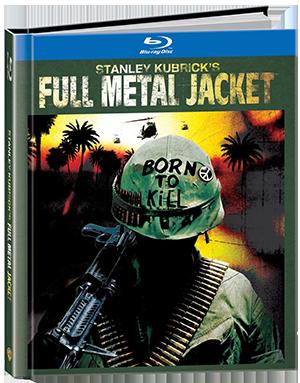 full metal jacket,blu-ray,stanley kubrick,apocalypse now,r lee ermey,paths of glory,vincent d onofrio,vivian kubrick,vietnam,oorlog,matthew modine