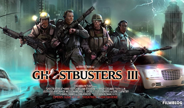 ghostbusters,ghostbusters 3,Dan Aykroyd,bill murray