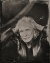 Glenn Close tin type high quality picture