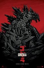 godzilla alternative poster