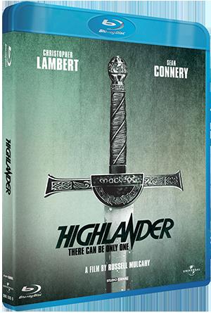 Highlander BRD 3D UK pic