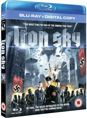 iron sky,Timo Vuorensola,Julia Dietze,Gotz Otto,Christopher Kirby,inglourious basterds,star wars,Laibach
