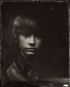 Jacob Lofland tin type high quality picture