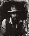 Jason Momoa tin type high quality picture