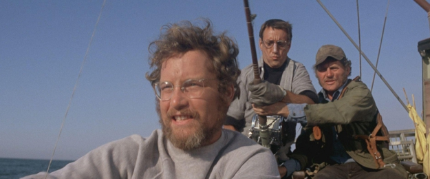 Robert Shaw,Richard Dreyfuss,jaws