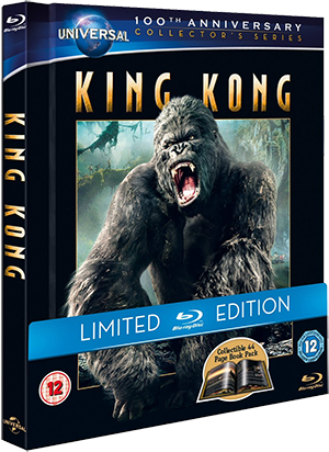 review,filmbespreking,2005,king kong,peter jackson,naomi watts,jack black,adrien brody,andy serkis,thomas kretschmann,jamie bell