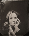 Lea Thompson tin type high quality picture