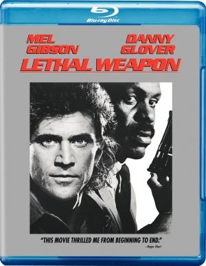 mel gibson,danny glover,dvd,blu-ray,lethal weapon,warner bros essentials,joel silver,richard donnor