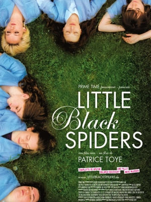 Little Black Spiders,Patrice Toye,Line Pillet,Charlotte De Bruyne,The Virgin Suicides,Picnic at Hanging Rock