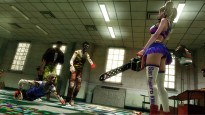 Lollipop Chainsaw,Tara Strong,James Gunn,Grasshopper Manufacture