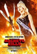 machete kills amber heard poster
